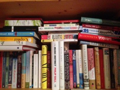 This is my 'to read' shelf
