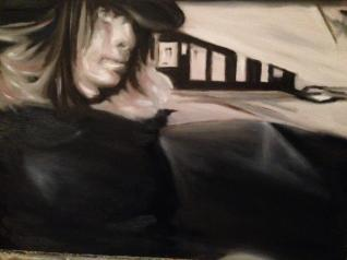The last painting I did
