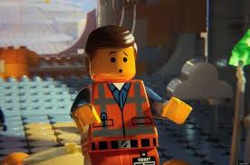 My husband in Lego