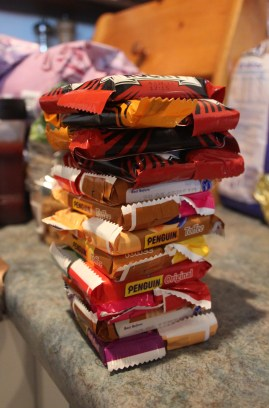Anyone fancy a game of Penguin jenga?
