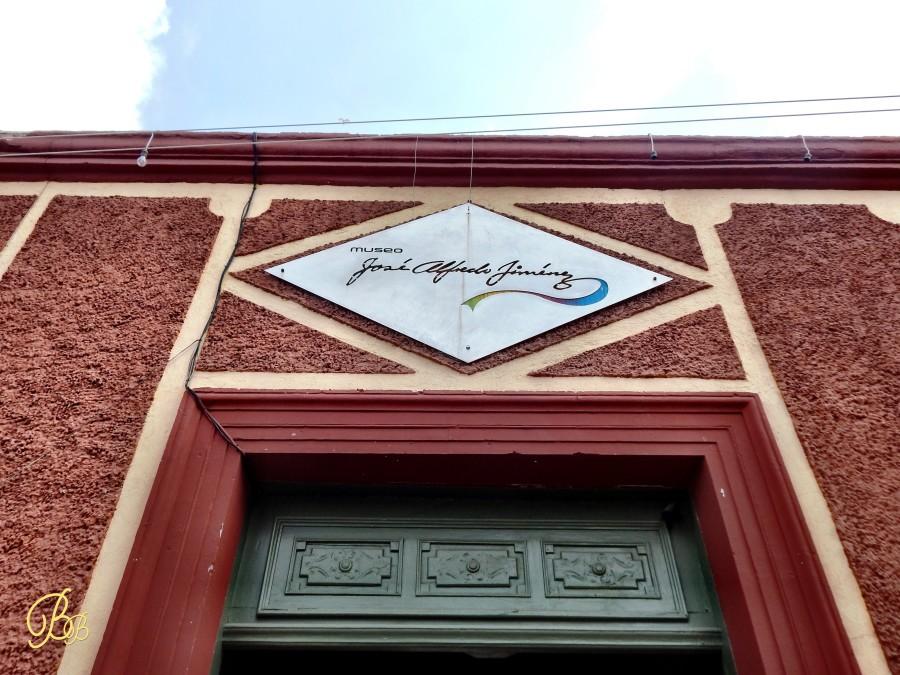 Museo Jose Alfredo Jimenez - entrada