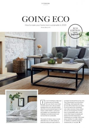 Going eco cover image