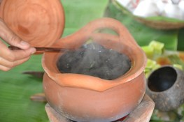 making tea the old fashioned way