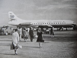 In the days when flying was fun! Faro Airport 1967/68