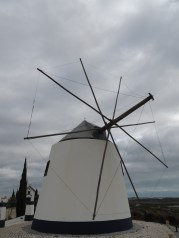 Windmill on Rocha do Zambujal