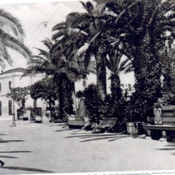 JoãoSerra and Railway Station