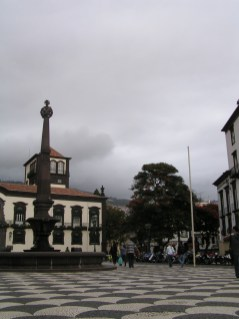 Funchal square