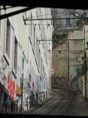 Funicular street art