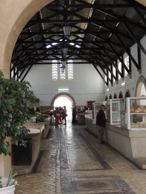 Silves market hall