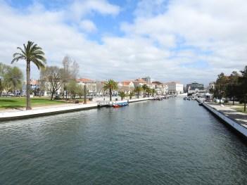 Aveiro's canals
