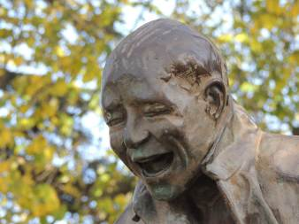 Laugh your worries away