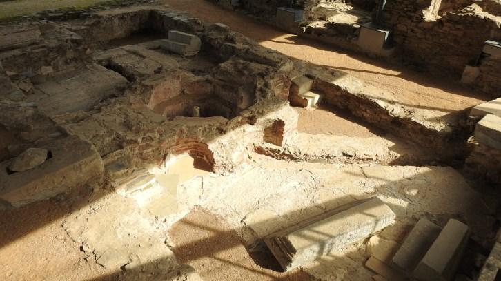 Roman baptistery