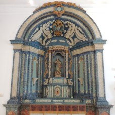 Side altar piece