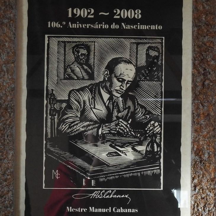Mestre Manuel Cabanas