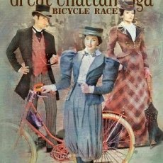 The Great Chattanooga Bicycle Race
