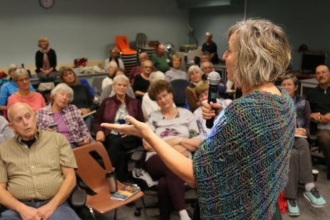 learning in retirement 'what matters most in creating art'