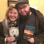 Shane Koyczan and Becky Livingston