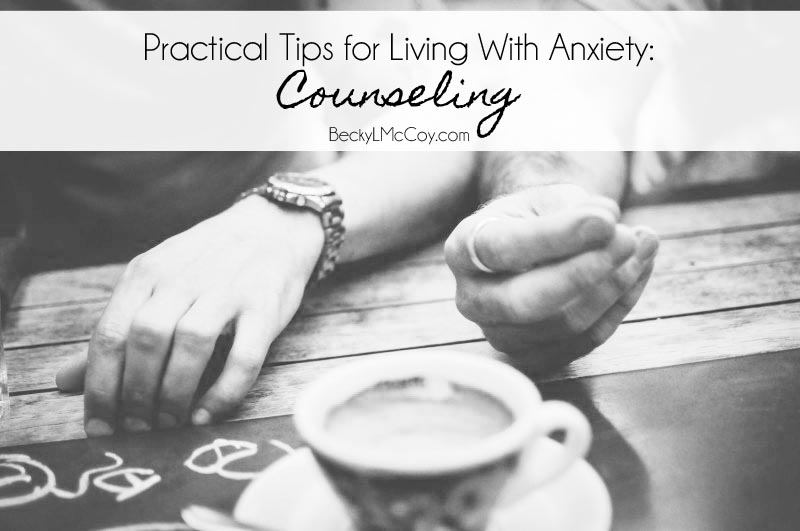 living with anxiety counseling
