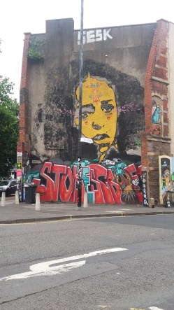 Street art, Bristol