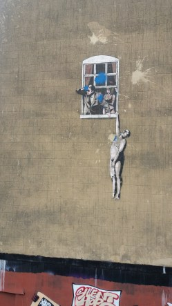 Well Hung Lover, Banksy
