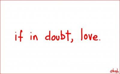 Hugh McLeod on Valentine's Day - hat tip Steve Clayton