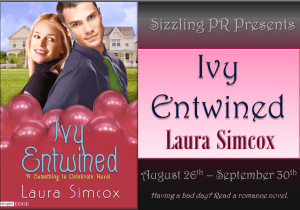 Ivy Entwined - Laura Simcox - Banner