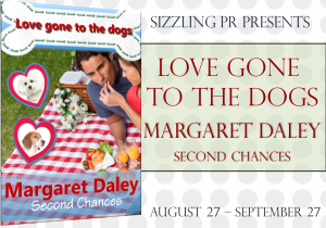 Love Gone to the Dogs - Margaret Daley - Banner