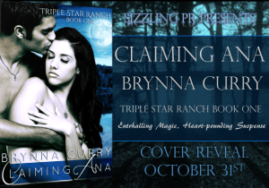 Claiming Ana - Brynna Curry - Banner