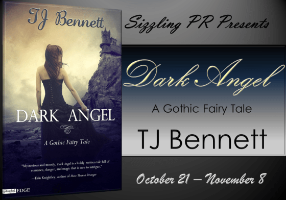 Dark Angel - TJ Bennett - Banner