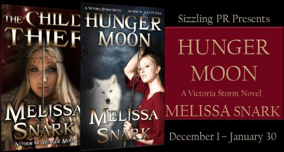 Hunger Moon - Melissa Snark - Banner