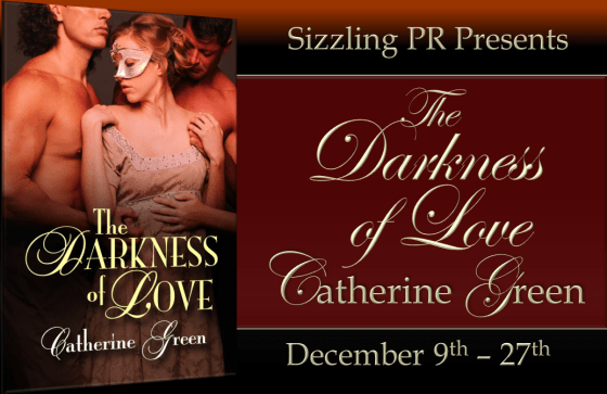 The Darkness of Love - Catherine Green - Banner
