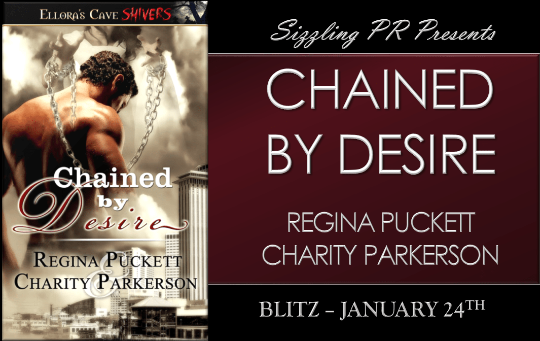 Chained by Desire #2 - Banner