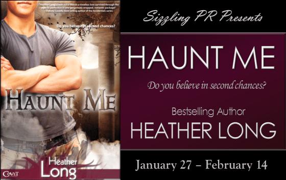 Haunt Me - Heather Long - Banner2