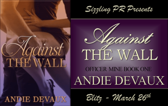 Against the Wall - Andie Devaux Banner