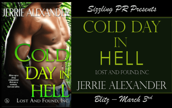 Cold Day in Hell - Jerrie Alexander
