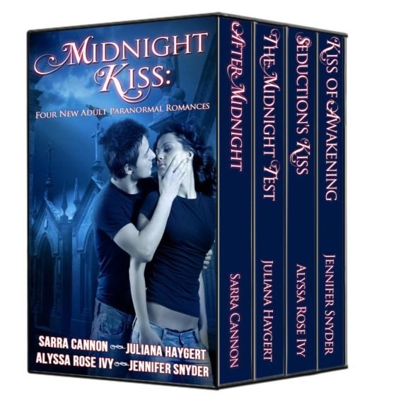 Midnight Kiss boxset