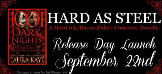 Hard As Steel RDL - banner