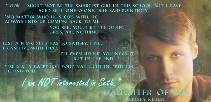 Daughter of Isis Teaser 3