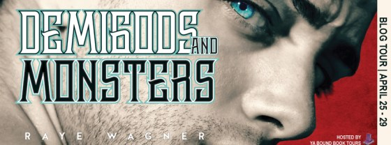 Demigods and Monsters tour banner