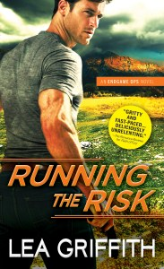 Running the Risk by Lea Griffith cover
