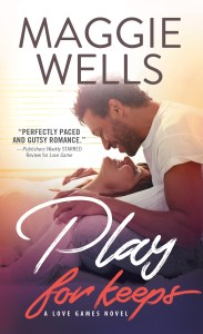 Play for Keeps by Maggie Wells cover