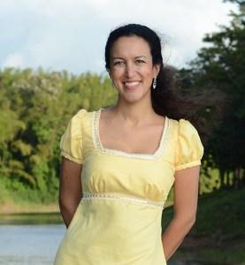 Erica Ridley author photo