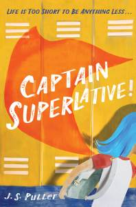Captain Superlative cover