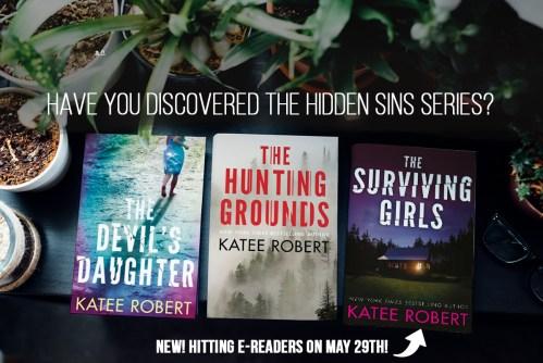 Hidden Sins series graphic