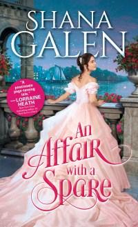 An Affair with a Spare cover