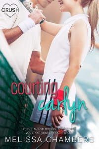 Courting Carlyn cover