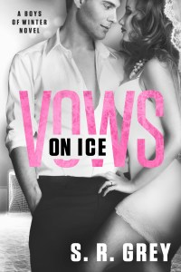 Vows on Ice cover