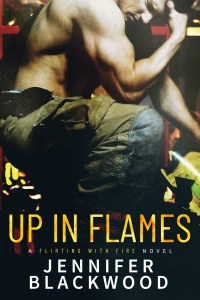 Up in Flames cover