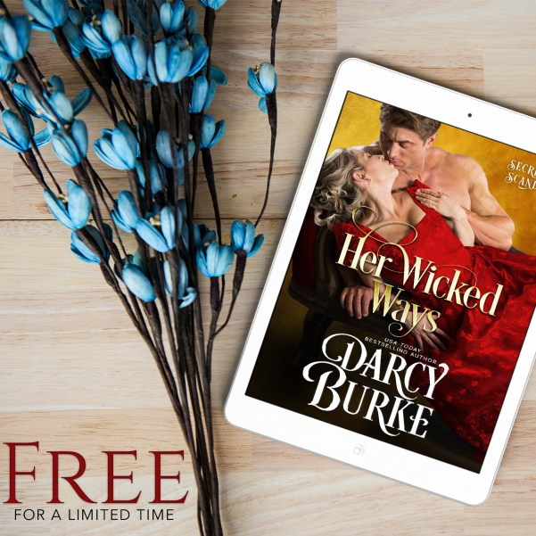 FREE for a limited time: HER WICKED WAYS by Darcy Burke