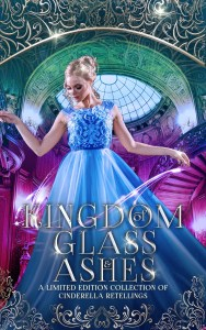 Kingdom of Glass and Ashes cover